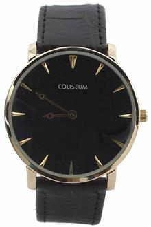 Coliseum Cadre Black Mens Fashion Watch