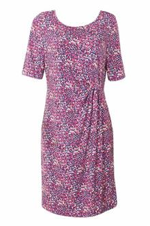 M&S Classic Multicolor Ladies Dress