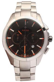 Rado Silver Men Chronograph Watch