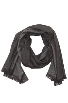 M & S Black/Grey Ladies Scarf